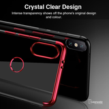 Luxury High-end Fashion Transparent Case For Redmi Note 5 Pro