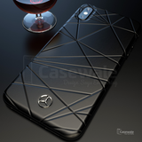Mercedes-Benz 3D Sculpting Pattern Case for iPhone X
