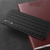 Ultra Thin Grid Weaving Protective Case For Vivo V11 Pro