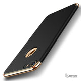 Luxury Back PC Hard Armor Shell Cover for iPhone 7/ 7 Plus