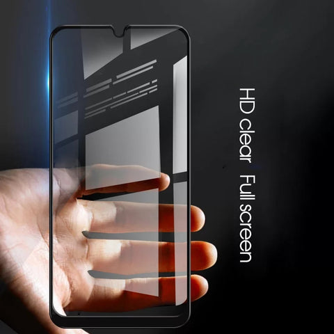 5D Tempered Glass Screen Protector For Vivo Y17
