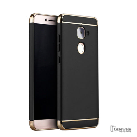 Letv LeEco Le 2 Ultra Thin Electroplated Gold Plating Case