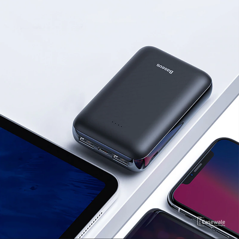 Baseus Mini 10000mAh Dual USB Portable Power Bank