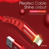 MCDODO High Tensile USB Data Cable for iPhone