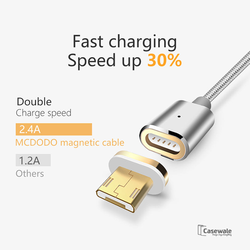 Mcdodo Magnetic Micro USB Fast Charging Cable for Android