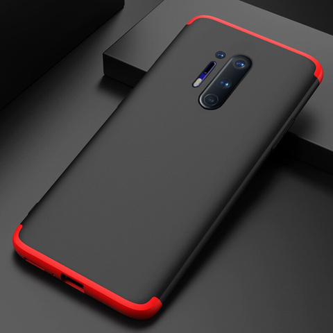 GKK 360 Full Protection Hard Matte Case for OnePlus 8 / 8 Pro