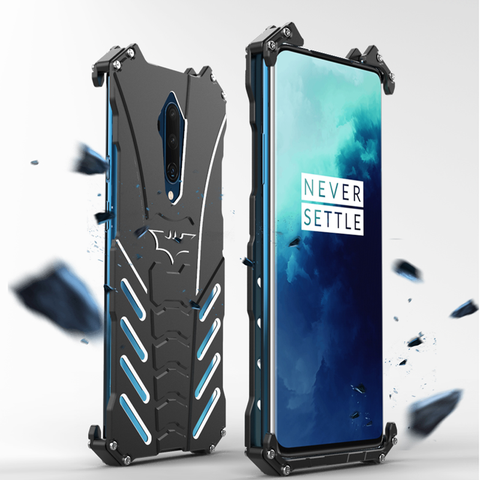 Batman Luxury Metal Aluminum Armor Case for OnePlus 7T / 7T Pro