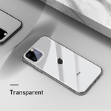 Baseus High Transparent Soft TPU Silicone Case for iPhone 11 Series
