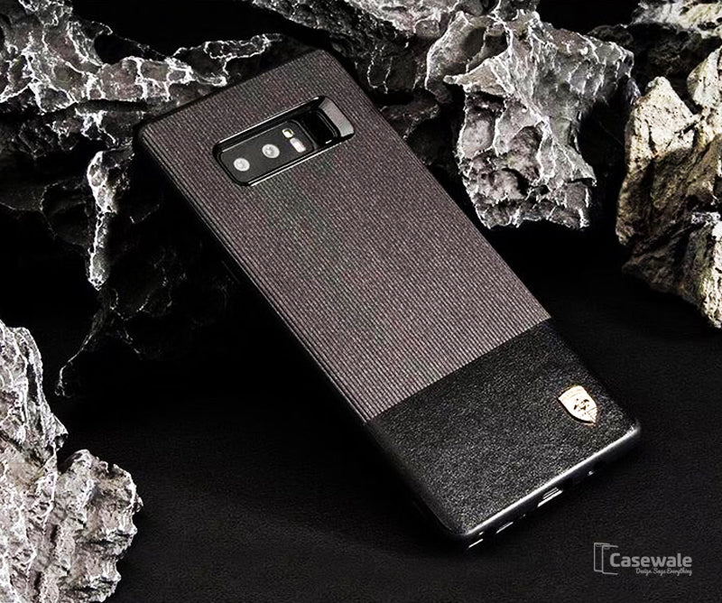Luxury Ultra-thin Leather Case for Samsung Galaxy Note 8