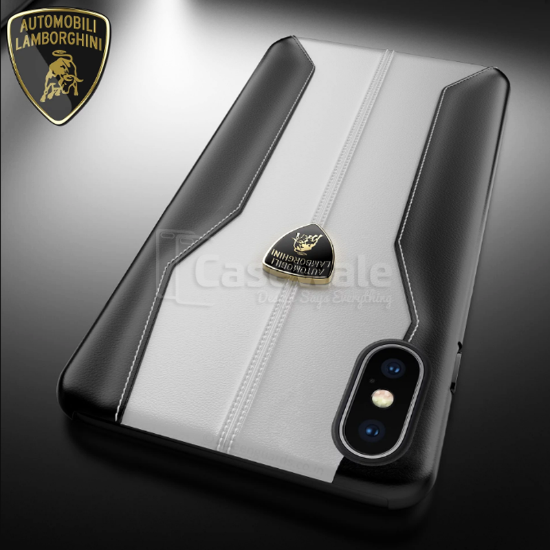 best service 30f44 2f217 Lamborghini Official Huracan D1 Series Limited Edition Case for iPhone X