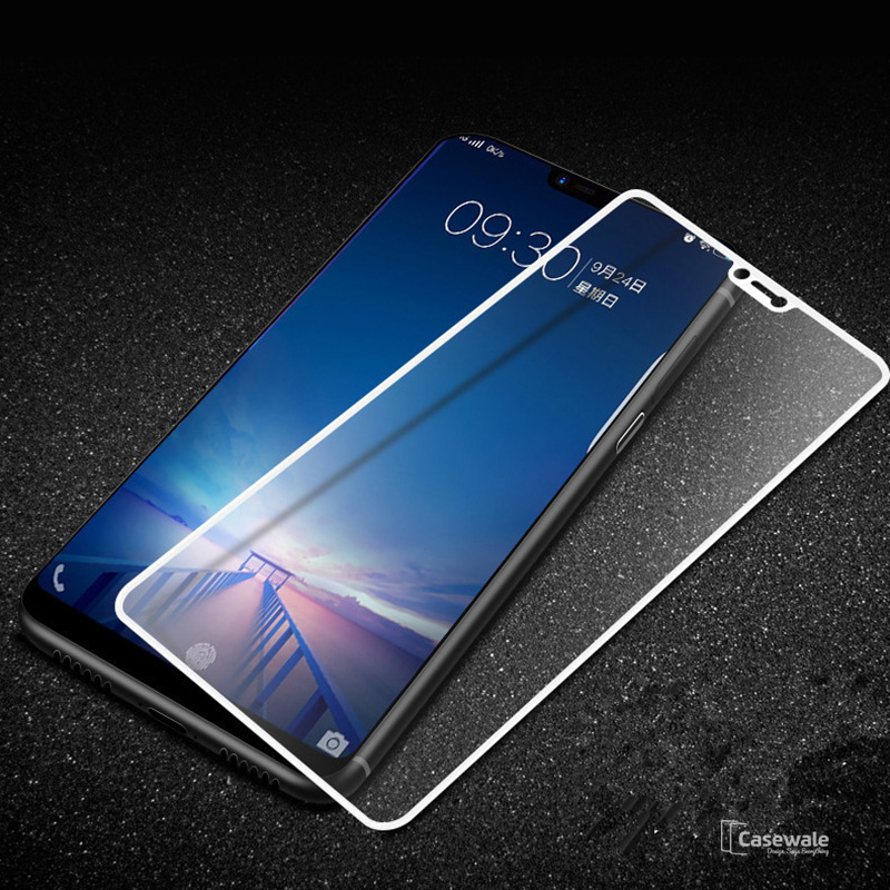 5d Tempered Glass Screen Protector For Vivo V9 100 Satisfaction