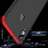 360 Full Body Hard Protection Matte Case For Galaxy M20
