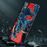 Horse - Universal Symbol of Freedom Pattern Glass Case for Vivo V15 Pro