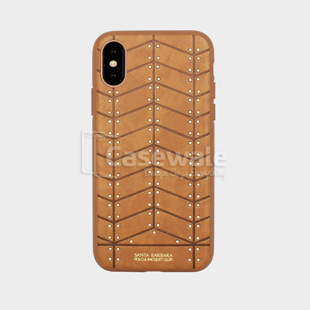 Santa Barbara Premium Polo Armor Case for iPhone X