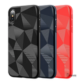 Luxury Retro Soft Silicone Phone Case For iPhone XS