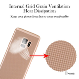 Luxury Heat Dissipation Ultra-thin Case Galaxy A8 Plus