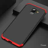 360 Protection Hard Phone Case for Galaxy J6 [100% Original GKK]
