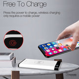 TOTU 8000mah QI Wireless Charger