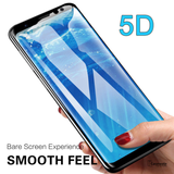 Tempered Glass 5D Screen Protector for Galaxy J8