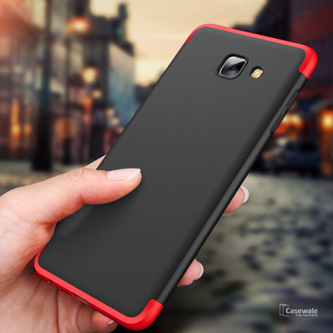 360 Protection Hard Phone Case for Galaxy J7 Max [100% Original GKK]