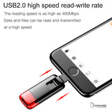 USB Flash Drive External Storage for iPhone