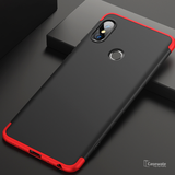 360 Protection Hard Phone Case for Redmi Note 5 Pro [100% Original GKK]
