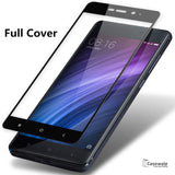 Full Cover Screen Protector Tempered Glass for Redmi Note 4