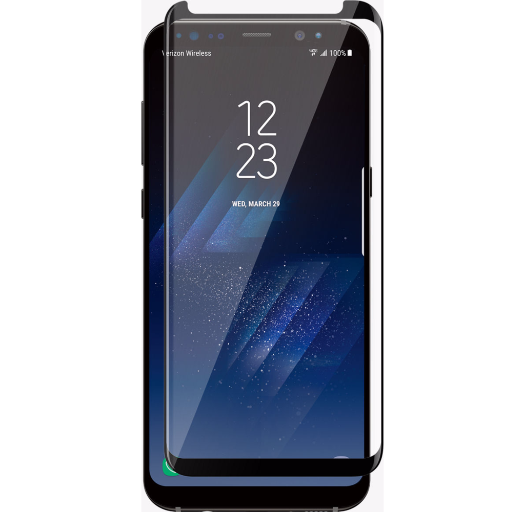 Galaxy S8/ S8 Plus Original 5D Cut Tempered Glass Screen Protector