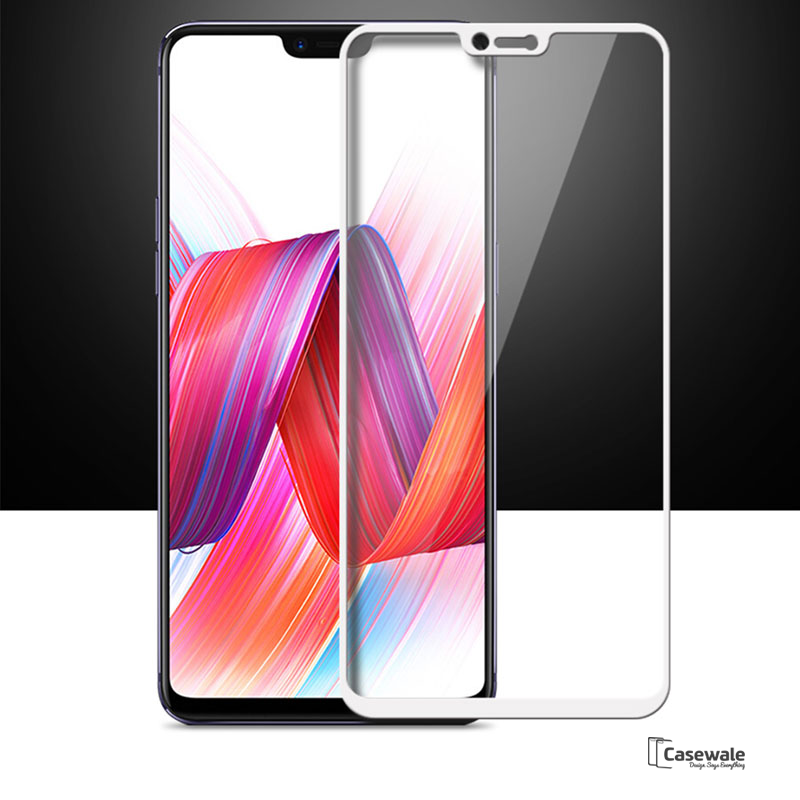 buy online a649c 7cc73 5D Tempered Glass Screen Protector For Vivo V9 [100% Satisfaction  Guaranteed]