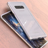 LUPHIE Edition1 Transparent Case for Galaxy Note 8