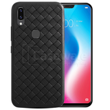 Ultra Thin Grid Weaving Case for Vivo V9