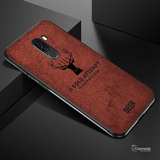 Deer Pattern Inspirational Soft Case for Mi Poco F1