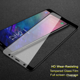 Tempered Glass Screen Protector for Samsung Galaxy A6 Plus