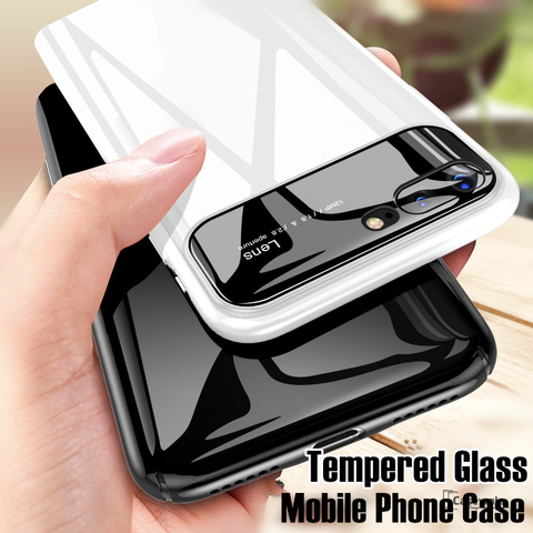 Luxury Smooth Ultra Thin Mirror Effect Case for iPhone 7/8, 7/8 Plus