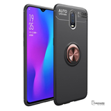 Magnetic Ring Holder Luxury Armor Case For OnePlus 6T