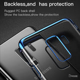 Baseus Luxury Plating Ultra-thin Hard Plastic Case For Galaxy S9/ S9 Plus