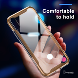 Baseus Airbags TPU Soft Dustproof Shell Case For iPhone XS