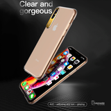 TOTU Original Transparent PC Coque Fundas Case For iPhone XS