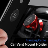 MCDODO Air Vent Mount Car Magnetic Holder