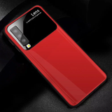 Luxury Smooth Ultra Thin Mirror Effect Case for Galaxy A7 2018