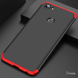 360 Full Body Protection Hard Matte Case For Vivo Y83