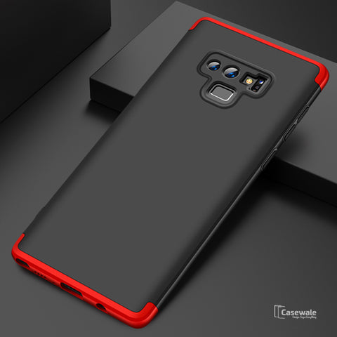GKK 360 Full Protection Hard Matte Case For Galaxy Note 9