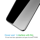 Baseus Anti- Spy Privacy Tempered Glass for iPhone XS