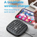 Baseus 10W BV Grid Woven Wireless Charger