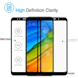 Tempered Glass Screen Protector for Xiaomi Redmi 5