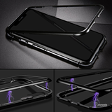 Electronic Auto-Fit Magnetic Glass Case Mi Poco F1