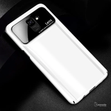 Luxury Smooth Ultra Thin Mirror Effect Case for Galaxy A8 Plus