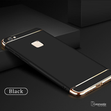Luxury 3 in1 Electroplating Back Case For Vivo Y83