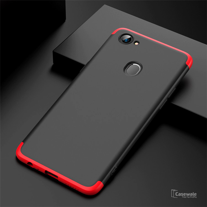 newest collection ed34d 3a1b6 360 Degree Protection Case for Oppo F7 [100% Original GKK]