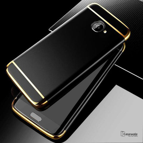 Galaxy J7 Prime Luxury Electroplating Matte Phone Case